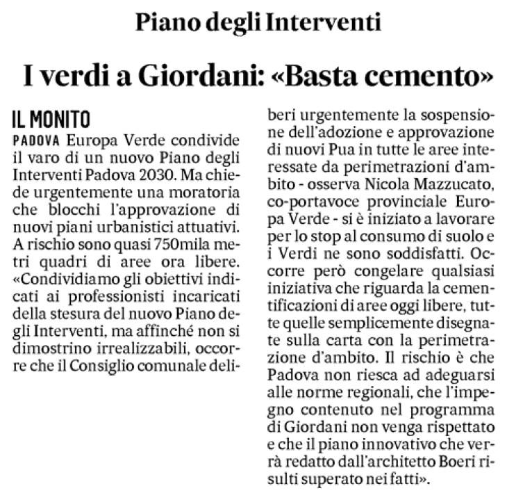 I-Verdi-a-Giordani-Basta-cemento-articolo-Il-Gazzettino-3-gennaio-2021