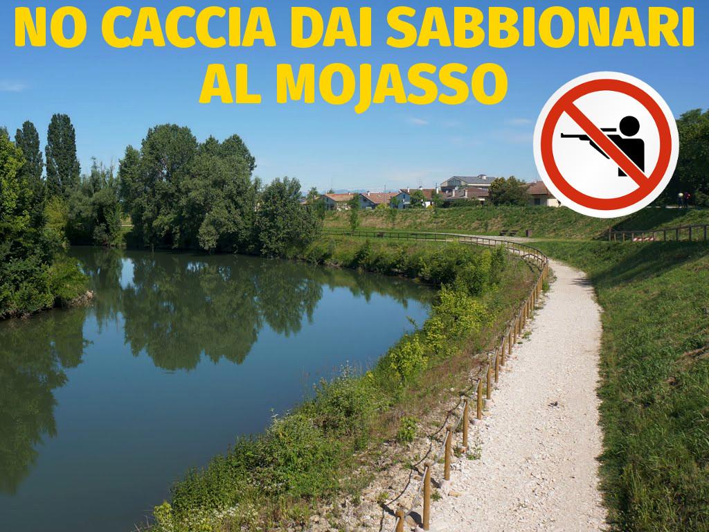 No-caccia-dai-Sabbionari-al-Mojasso-Selvazzano-Padova