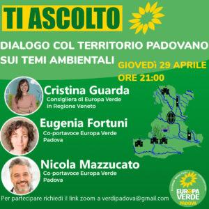 Incontro-temi-ambientali-Padova-Eugenia-Fortuni-Cristina-Guarda