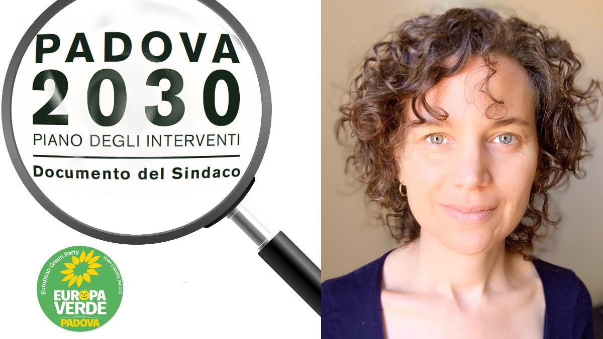 Piano-degli-interventi-Padova-Documento-del-Sindaco-osservazioni-Verdi
